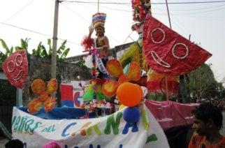 En Sahagún habrá carnavales sin uso de agua por la sequía, según decreto de la Alcaldía