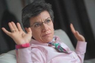 """""""No les voy a dar el gusto"""": Claudia López sobre tendencia que pide su renuncia"""