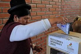 Nuevas elecciones para la presidencia de Bolivia se realizarán el 3 de mayo