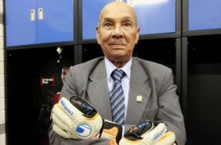 Adiós a 'El Caimán' Sánchez, leyenda del fútbol colombiano