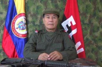 Colombia formaliza petición de extradición de alias 'Gabino'