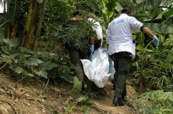 En zona rural de Ayapel hallaron el cadáver de un hombre
