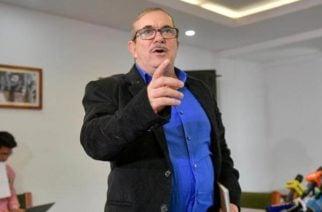 'Timochenko' busca cambiar el nombre al partido Farc y lamenta la violencia contra los exguerrilleros