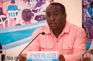 Asesor de paz de Chocó confirma salida de Leyner Palacios del territorio por las amenazas
