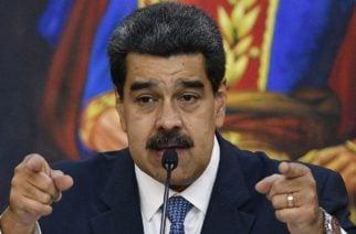 """""""Les vamos a reventar los dientes"""", Maduro amenaza otra vez a Colombia"""