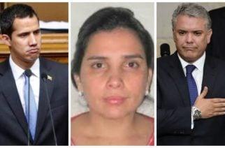 Se Pedirá a Guaidó y no a Maduro, Colombia sigue el camino largo en la extradición de Aida Merlano