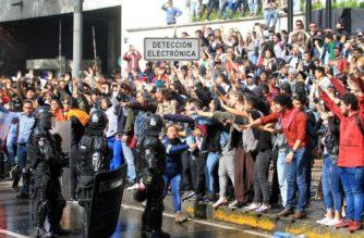 Esmad dejará de ser la primera opción para controlar disturbios en Bogotá