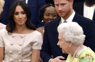 Por una ley de hace 300 años la Reina Isabel podría quedarse con el hijo de Harry y Meghan