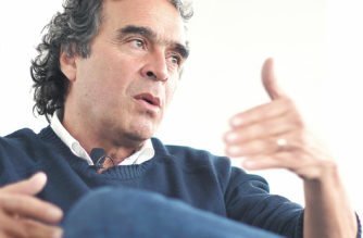 Sergio Fajardo ve a Jorge Robledo como un gran candidato presidencial para 2022