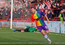 día contra la homofobia en el fútbol
