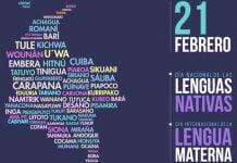 Día Nacional de las Lenguas Nativas