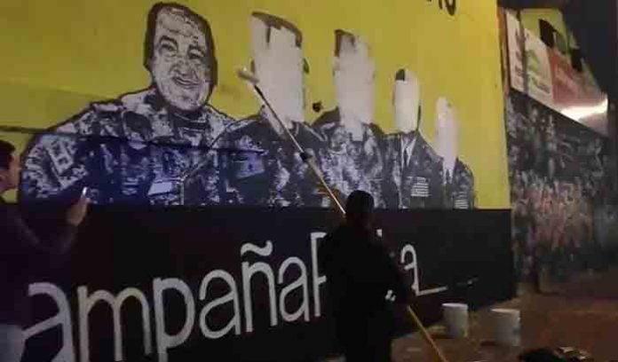 mural falsos positivos