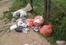 basura en montelíbano