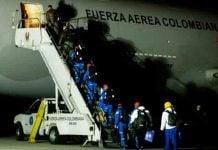 retorno de los colombianos