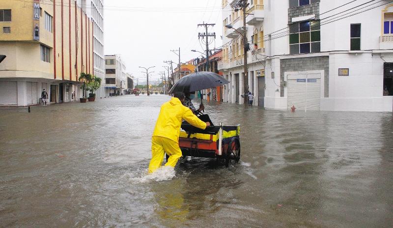 Las lluvias en Colombia podrían llegar hasta mayo del 2021 - Diario La  Piragua